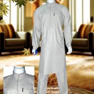 الثوب الباكستاني الكتان :: يقدم أبو الفداء أجمل تشكيله من الثوب الباكستاني الكتان