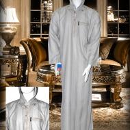 الثوب المغربي الكتان :: يقدم أبو الفداء أجمل تشكيله من الثوب المغربي الكتان